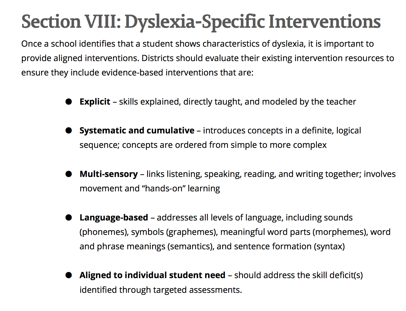 Understanding Dyslexia And Reading >> Programs That Work Decoding Dyslexia Tn